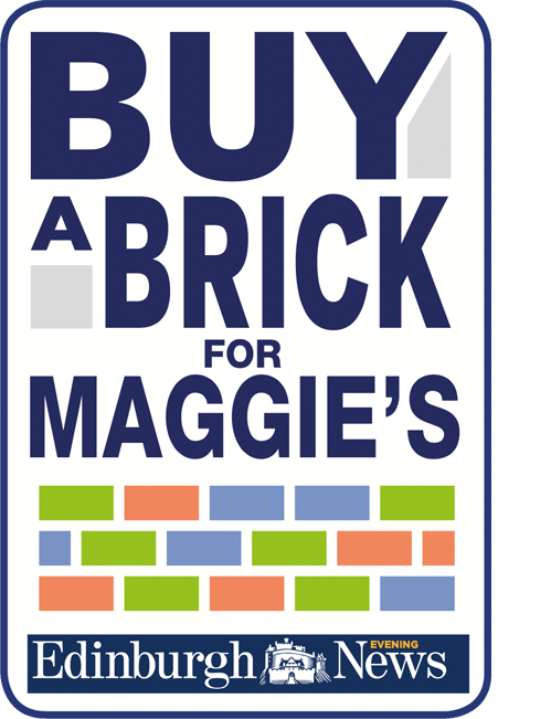 Lisa's Challenge for Maggie's Buy a Brick Campaign